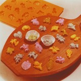 Fruit and Flower Flexible Mold
