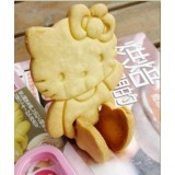 Hello Kitty Cookie Cutters 3D