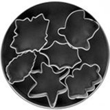 Cookie Cutter Mini -  Leaf Set