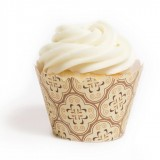 Moroccan Evening Cupcake Wrappers  (12)