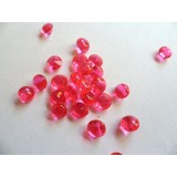 Edible Sugar Diamonds Red  (1.2cm)