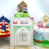 FMM More than a Birdhouse - 4 piece Cutter Set