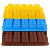 Lego Chocolat and Ice Mold