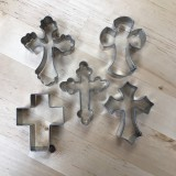 Cross Cutters (5 cutters)
