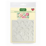 Buttons Silicone Mat