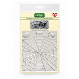 Spiders & Web Decorations Silicone Mold
