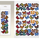Wafer Paper Edible Precut Butterflies (50 Pieces)