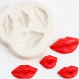 Lips Silicone Mold