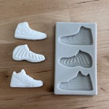 Sport Shoes Silicone Mold
