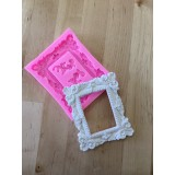 Large Frame Silicone Mold (10 cm)