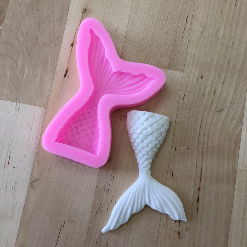 mermaid tails silicone