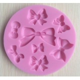Bowknots Silicone Mold