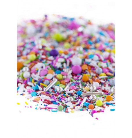 PAPARAZZI Twinkle Sprinkle Medley from Sweetapolita 4oz Bottle (1/2 cup/NET WT 3.5oz/100g)