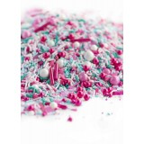 ALWAYS A BRIDESMAID Twinkle Sprinkle Medley from Sweetapolita 4oz Bottle (1/2 cup/NET WT 3.5oz/100g)