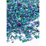 ATTENTION TO DE-TAIL Twinkle Sprinkle Medley from Sweetapolita 4oz Bottle (1/2 cup/NET WT 3.5oz/100g)