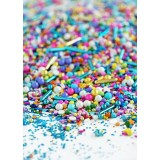 GOAL DIGGER Twinkle Sprinkle Medley from Sweetapolita 4oz Bottle (1/2 cup/NET WT 3.5oz/100g)