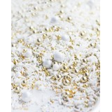 FROSTED Twinkle Sprinkle Medley from Sweetapolita 4oz Bottle (1/2 cup/NET WT 3.5oz/100g)