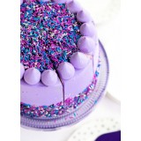GALAXY Twinkle Sprinkle Medley from Sweetapolita 4oz Bottle (1/2 cup/NET WT 3.5oz/100g)