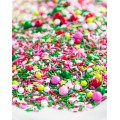 WHOVILLE CHRISTMAS Sprinkle Medley from Sweetapolita 4oz Bottle (1/2 cup/NET WT 3.5oz/100g) Gluten-Free