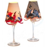 Social Soiree Tea Light Shades