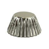 Foil Candy Cups Silver (60)