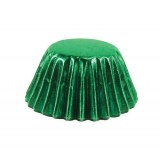 Foil Candy Cups Green (60)