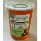 Reusable Food Safe Silicone 40 Oz