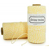 Bakers Twine: Lemon
