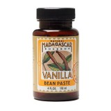 Pure Madagascar Vanilla Bean Paste 4 oz from Lorann Oils
