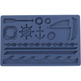 Nautical Fondant and Gum Paste Mold